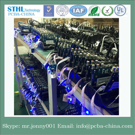 China Printed Circuit Board Assembly (PCB) with Electronic