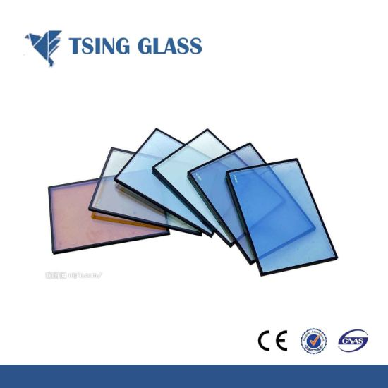 Clear Coloreded Tempered Laminated Low-E Float Glass for Building Glass pictures & photos