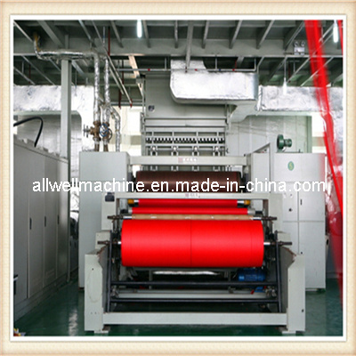 1600mm PP Spunbond Nonwoven Fabric Machine in Single Beam pictures & photos