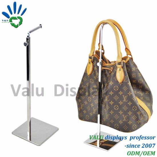 Countertop Handbag Display Rack With Hook