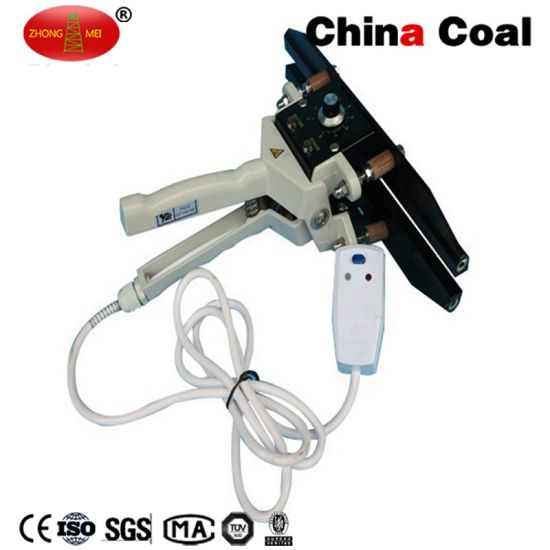 Portable Hand Clamp Sealer Handheld Sealing Machine 110v USA