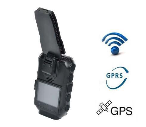 CCTV Video Security Guard Cam WiFi Wireless Body Worn Camera pictures & photos