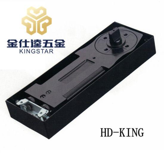 China Double Cylinder Korea Type 130 Degree Opening Glass Door