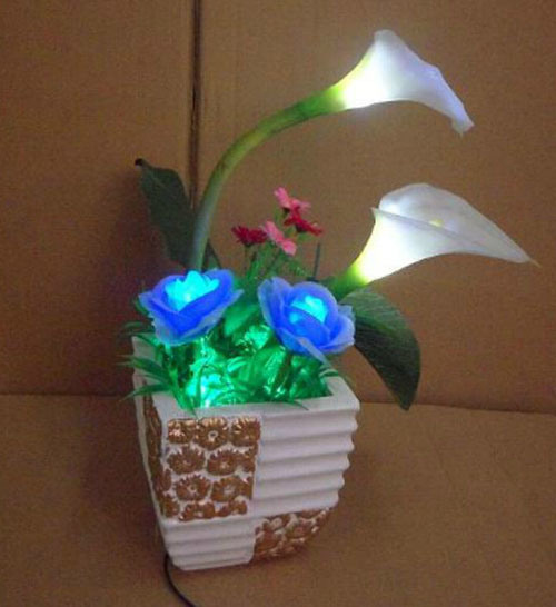 OEM New Design Nice Gift LED Flowers pictures & photos