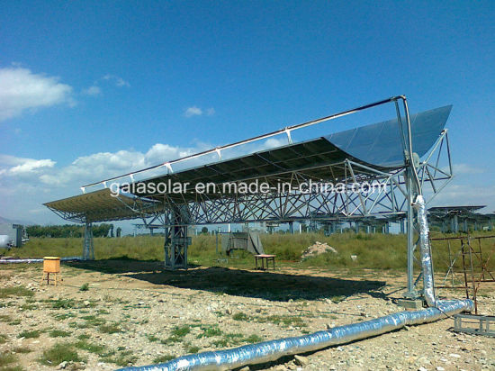 China Compound Parabolic Solar Collector China Compound