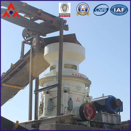 Cone Crusher for Stone, Ore, Minerals Crushing pictures & photos