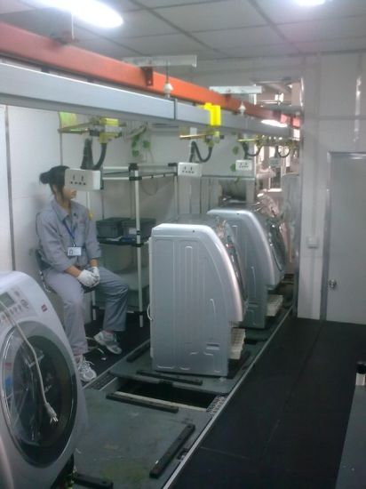 Washing Machine Assembly Line pictures & photos