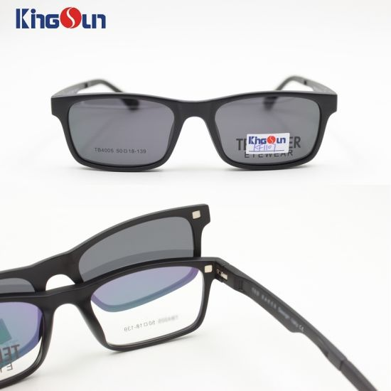 China Magnet Tr90 Easy Change Frame Optical - China Plastic Frame ...