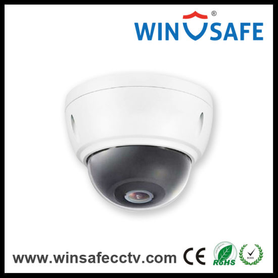 Home Security Dome Camera and Fish-Eye Camera Support Iris