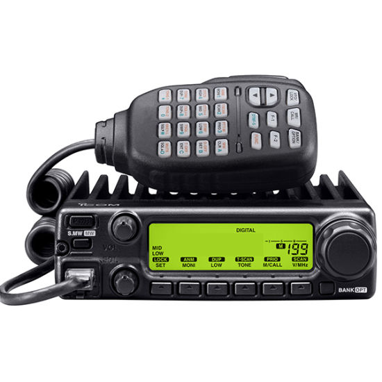 High Power Mobile Radio 1c-2200h Car Radio