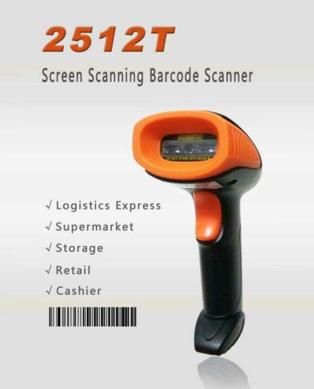 China High Speed Screen Scanning Barcode Scanner with Ce/RoHS/FCC