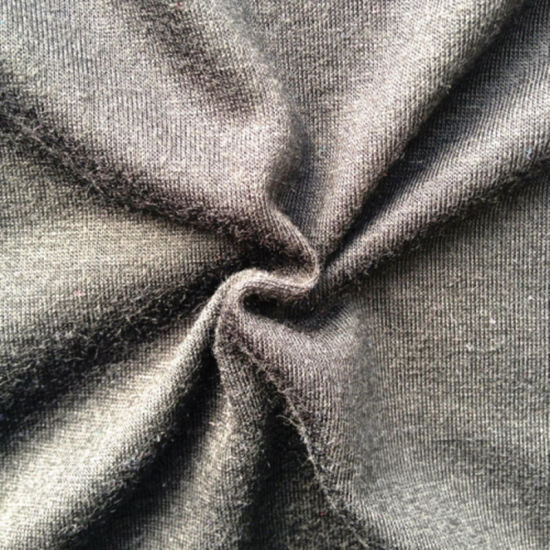 75D Polyester Spandex Knitted Fabric for Sports Wear (QF13-0670) pictures & photos