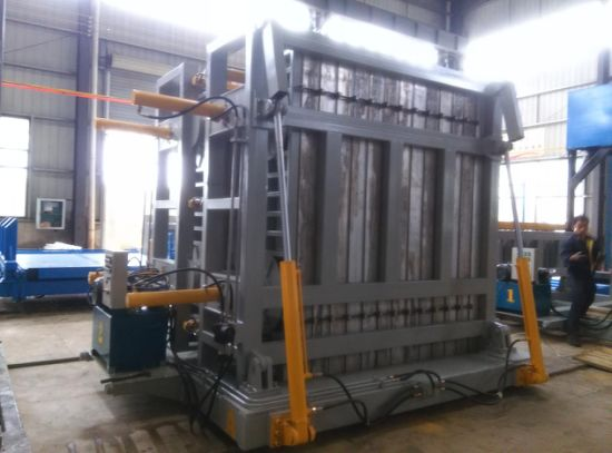 Full Automatic Turn Key Project Lightweight EPS Concrete Sandwich Wall Panel Machine pictures & photos