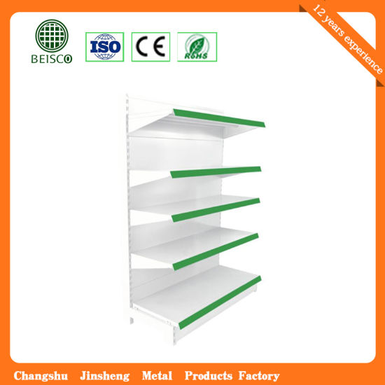Supermarket Metal Rack with Best Price and High Quality
