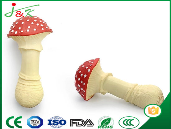Rubber Mushroom Anti Stress Toys Tension Reliever Anti Stress Toys pictures & photos