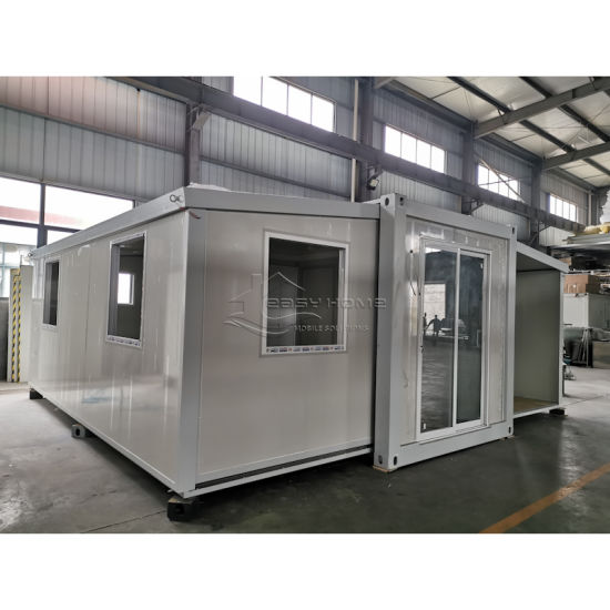 New Zealand Standards Expandable Container Houseluxury Foldable Prefab Container Home