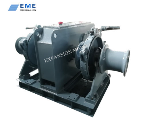 19mm Marine Equipment Ship Use Electric Double Gypsy Windlass with ABS/CCS Certificate