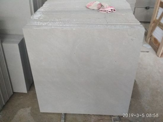 Cinderella/Shay/Mediterrainean/Pure Grey Marble/Pure Marble for Tiles/Wall Tiles/Interior Decoration/Marble Mosaics/Flooring Tiles pictures & photos