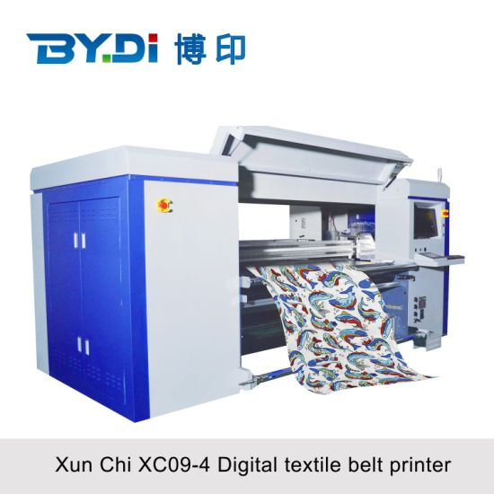 Wholesale Factory Price Digital Textile Fabric Printing Machine with High Quality