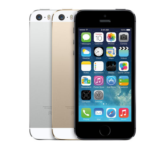 Original Unlocked Refurbished Cell Phone Cellular Phone for iPhone 5s Mobile Phone 16GB/32GB