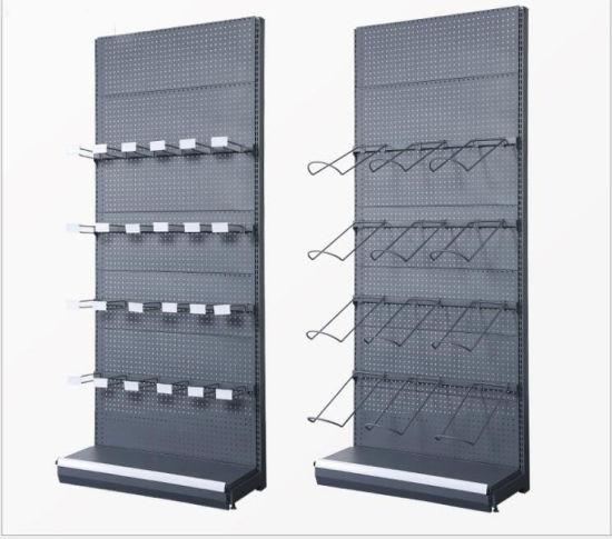 Supermarket Floor Display Stand Shelf Separators Supermarket Gondola/Price Labels for Shelves