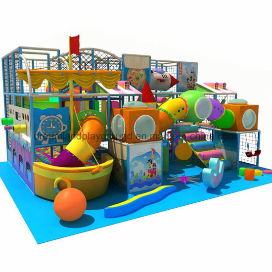China Best Professional Kids Indoor Playground Equipment for Home ...