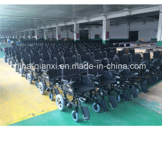 Electric Mobility Wheelchair for Elder with Cheap Price pictures & photos