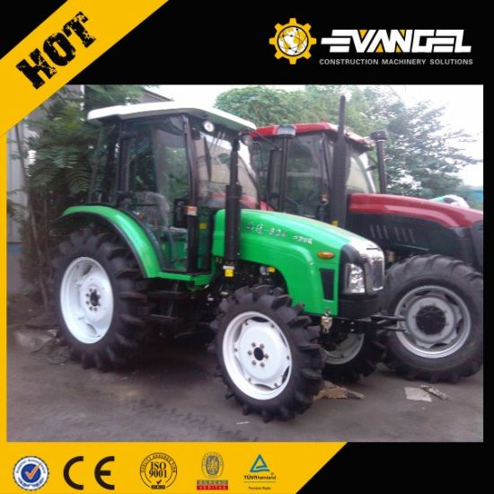 Popular Lutong 130HP 4WD Farm Wheel Tractor (LT1304) pictures & photos