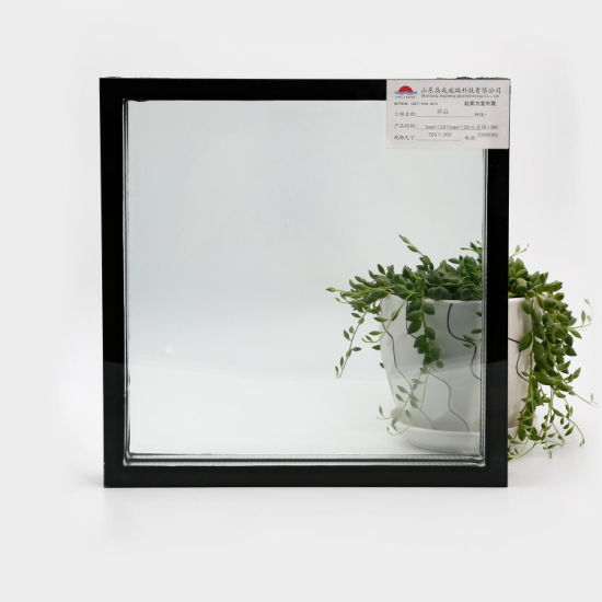 Double Tempered Low-E Hollow Glass
