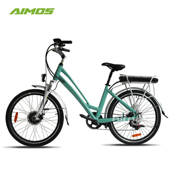 off-Road 250W 36V Power Green City Ebike pictures & photos