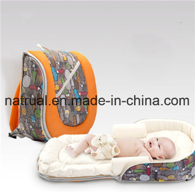 Infant Children Baby Cot Bag, Travel Carry Foldable Baby Cribs for Infant pictures & photos