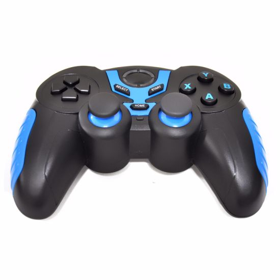 Hot Online Mobile Phone Moba Game Use Bluetooth Game Controller with Clip pictures & photos
