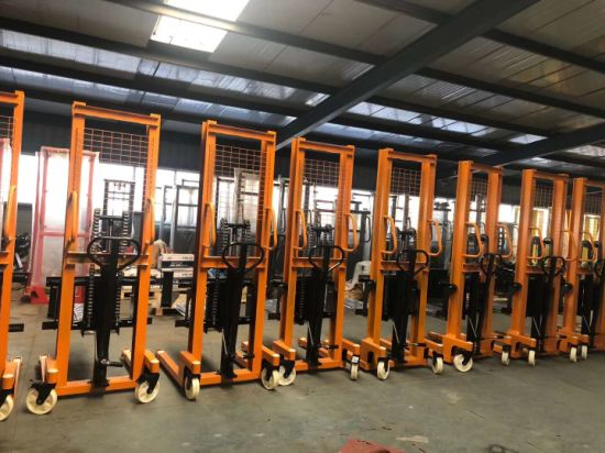 1000kg Hand Manual Pallet Truck for Warehouse