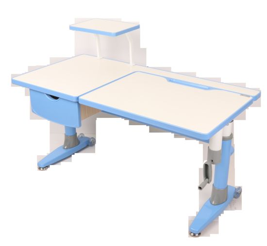 E1 MDF Ergonomic Height Adjustable Kids Study Table A102
