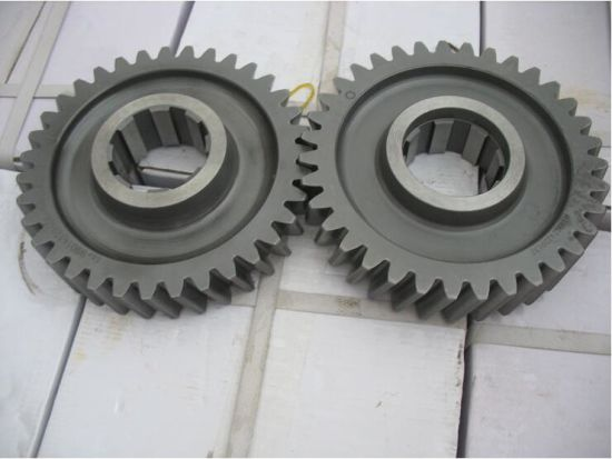 Factory Custom High Precision Small Motorcycle Transmission Gears