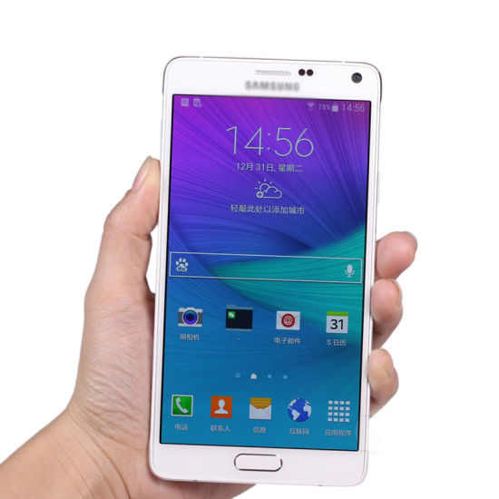 China Original Brand Mobile Phone Note4 Note 4 for Samsung Galaxy