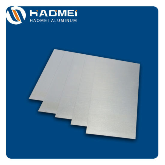 5083/5182 DC Grade Aluminium plate for truck board pictures & photos