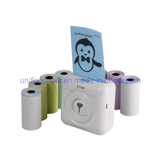 BPA Free Thermal Paper Cash Register Paper Rolls Till Rolls