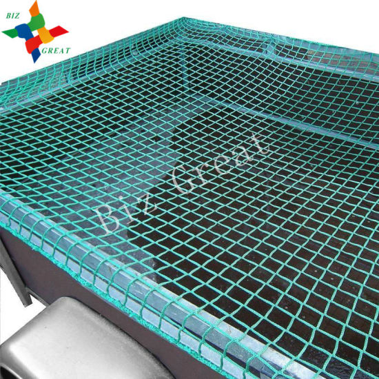 Customized Heavy Duty Cheap Price Trailer Cargo Net