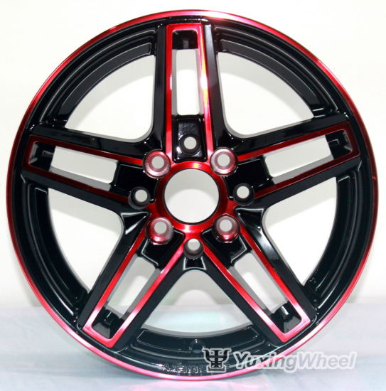 Cheap 14 Inch Rims White Alloy Wheels pictures & photos