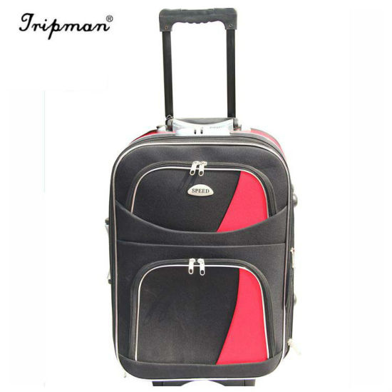 a5b10a19a0b89 Fashion Luggage on Wheels Big Capacity Travel Bag Carry-on Suitcase. Get  Latest Price