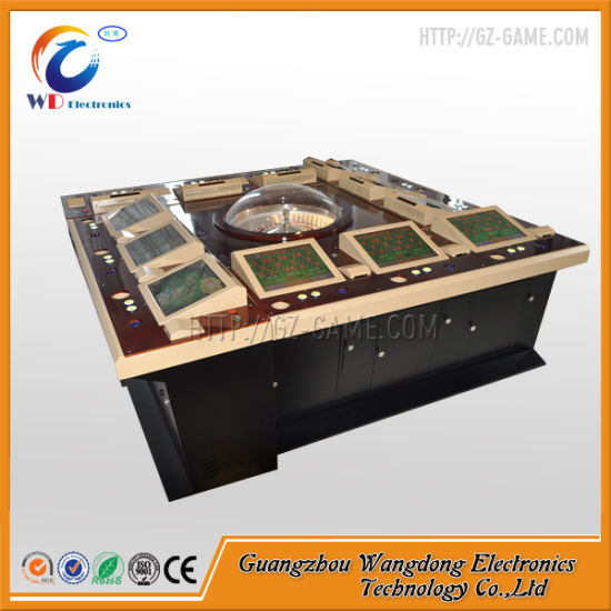 Luxury Roulette Machine with High Quality pictures & photos