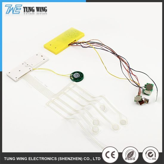 OEM Music Box Sound Module Baby Musical Toy pictures & photos