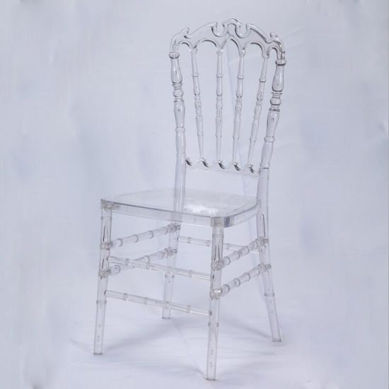 Clear Plastic Acrylic Wedding Events Chair Wholesale (JY J21)