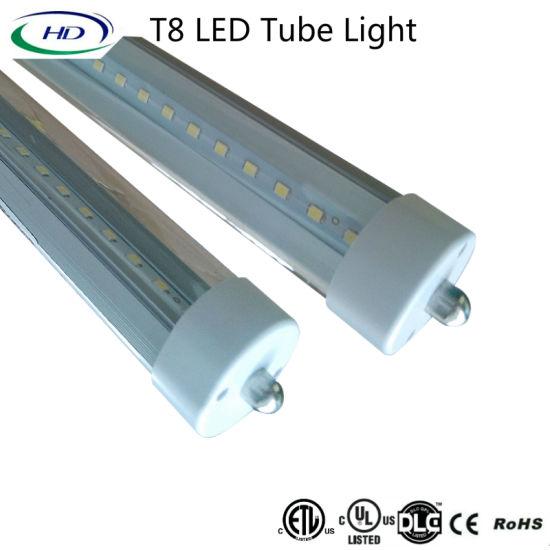 40W T8 8FT High Power LED Tube Light UL Listed