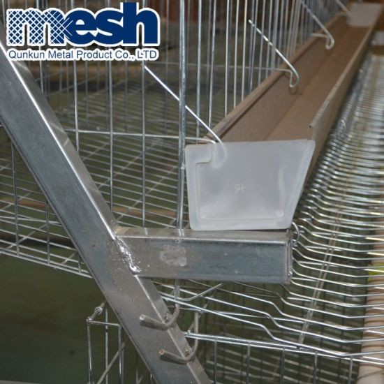 High Quality and Low Price Chicken Cage System pictures & photos
