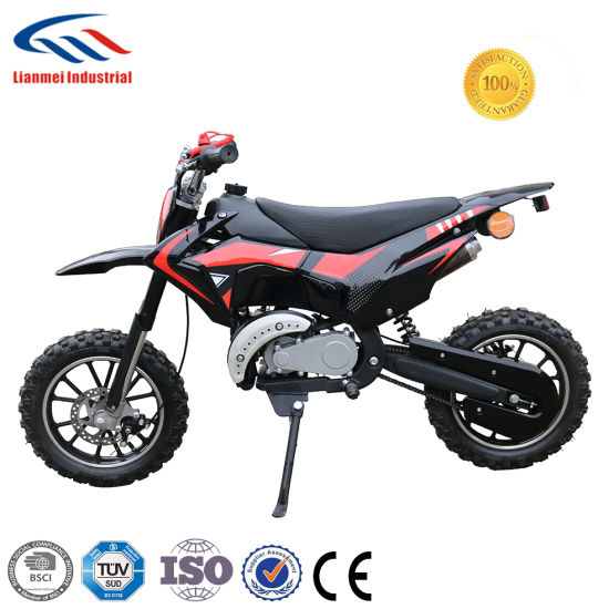 New 49cc 2-Stroke Pocket Bike for Cheap Sale pictures & photos