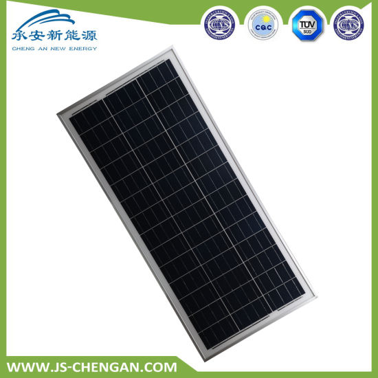 100W Solar PV Panel Power System for Home Modules pictures & photos