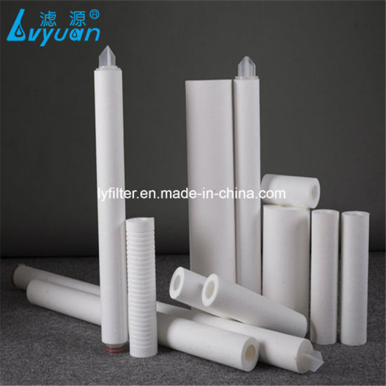 Multi-Layers Polypropylene PP Melt Blow Filter Cartridge