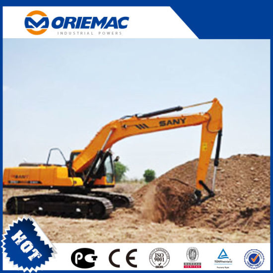 China 21 Ton Hydraulic Excavator Sany Sy215c for Sale